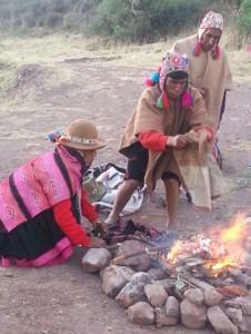sciamani, queros, rituale, offerta, Pachamama, sciamanesimo, andino