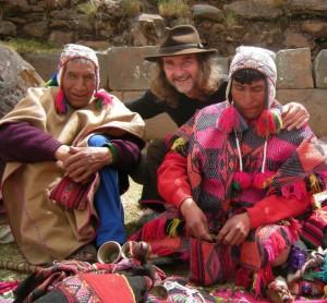 sciamani-q'eros